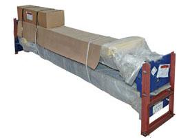 Indpakning af JA3500T